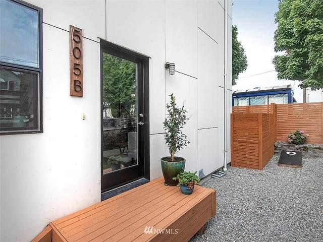 505 S Cloverdale Street B, Seattle, WA 98108 (#1666980) :: Becky Barrick & Associates, Keller Williams Realty