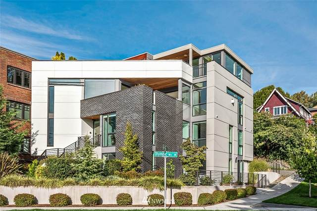 1400 Olympic Way W, Seattle, WA 98119 (#1666990) :: Better Homes and Gardens Real Estate McKenzie Group