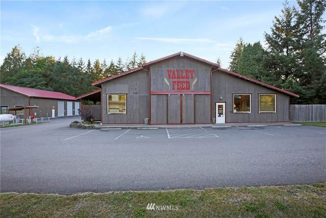 461 NE Old Belfair Highway, Belfair, WA 98528 (#1667024) :: The Shiflett Group