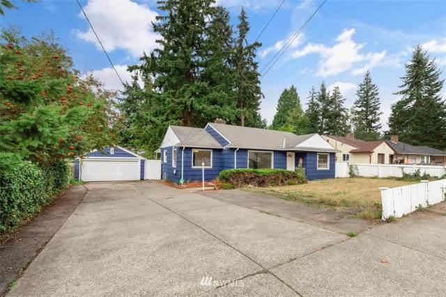 311 Madison Street, Everett, WA 98203 (#1667045) :: Ben Kinney Real Estate Team