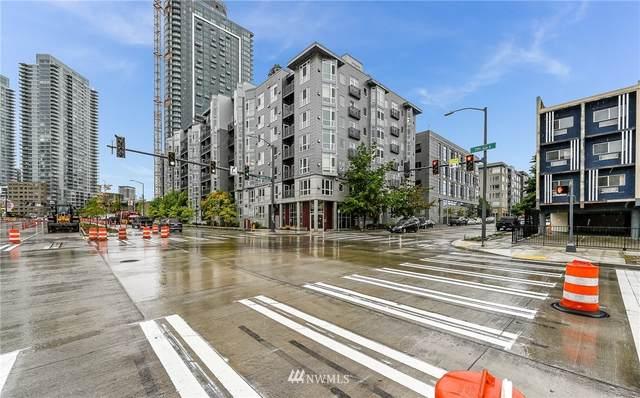 699 John Street #202, Seattle, WA 98109 (#1667052) :: Pickett Street Properties