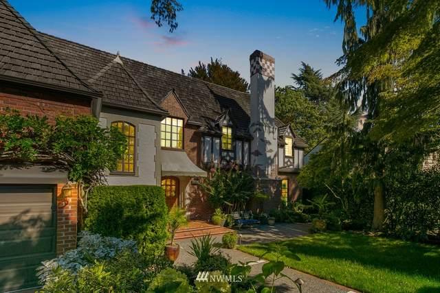 1982 Shenandoah Drive E, Seattle, WA 98112 (#1667060) :: Ben Kinney Real Estate Team