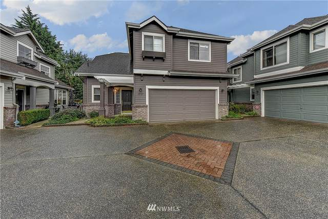 15727 NE 95th Way #55, Redmond, WA 98052 (#1667117) :: Ben Kinney Real Estate Team