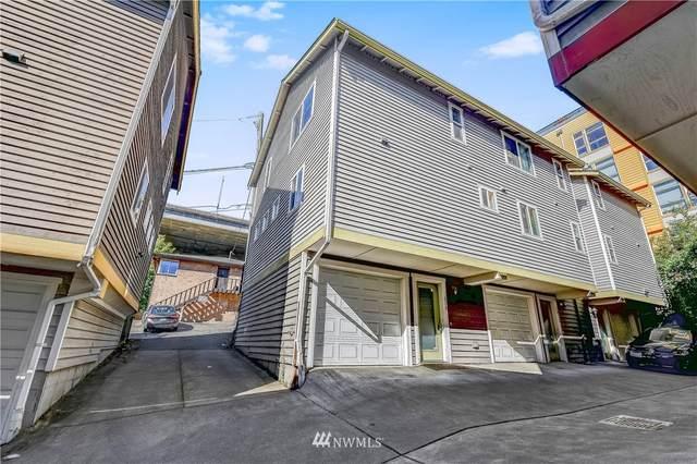 670 NE 40th Street, Seattle, WA 98105 (#1667144) :: Engel & Völkers Federal Way