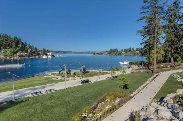 9925 Lake Washington Boulevard B301, Bellevue, WA 98004 (#1667154) :: Costello Team