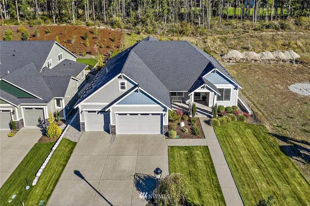 4334 Bogey Drive NE, Lacey, WA 98516 (#1667173) :: Pickett Street Properties