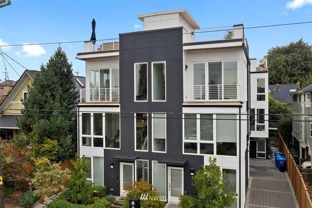 612 N 45th Street A, Seattle, WA 98103 (#1667187) :: Ben Kinney Real Estate Team