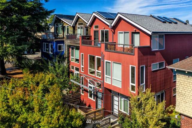 1804 E John Street, Seattle, WA 98112 (#1667192) :: Ben Kinney Real Estate Team