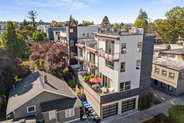 310 N 74th Street, Seattle, WA 98103 (#1667226) :: Ben Kinney Real Estate Team
