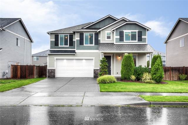203 Gipple Street NE, Orting, WA 98360 (#1667237) :: Keller Williams Realty