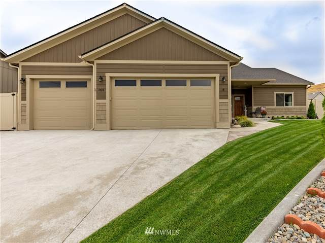 824 Madeleine Court, East Wenatchee, WA 98802 (#1667247) :: Keller Williams Western Realty