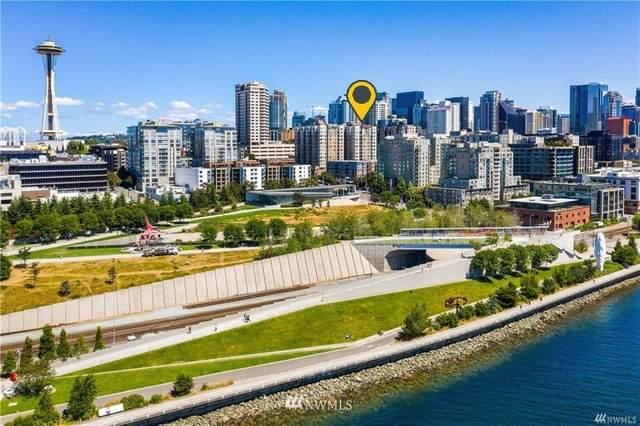 2801 1st Avenue #1102, Seattle, WA 98121 (#1667248) :: Ben Kinney Real Estate Team