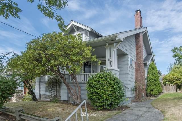 110 N 74th, Seattle, WA 98103 (#1667258) :: Ben Kinney Real Estate Team