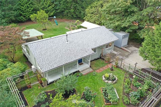 487 Cave Avenue NE, Bainbridge Island, WA 98110 (#1667260) :: Ben Kinney Real Estate Team