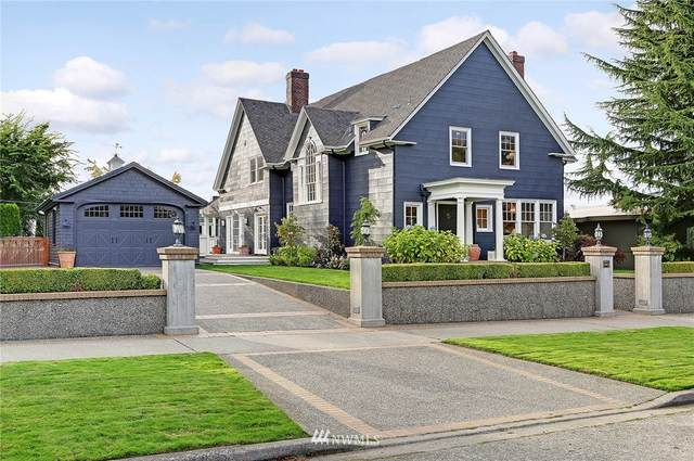 1613 46th Avenue SW, Seattle, WA 98116 (#1667292) :: Ben Kinney Real Estate Team