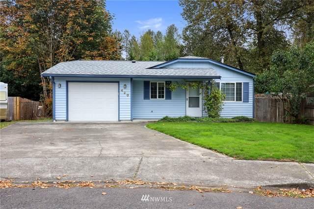 420 Brown Way SE, Orting, WA 98360 (#1667302) :: Mike & Sandi Nelson Real Estate