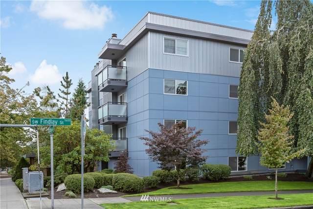 5601 California Avenue SW #205, Seattle, WA 98136 (#1667334) :: McAuley Homes