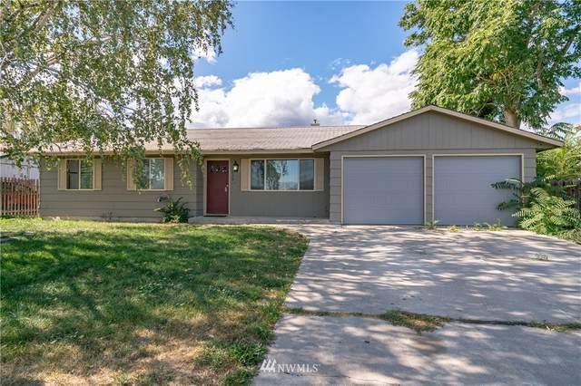 1230 Cascade Street, Wenatchee, WA 98801 (#1667336) :: Ben Kinney Real Estate Team