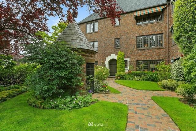 750 Belmont Avenue E #4, Seattle, WA 98102 (#1667341) :: Ben Kinney Real Estate Team