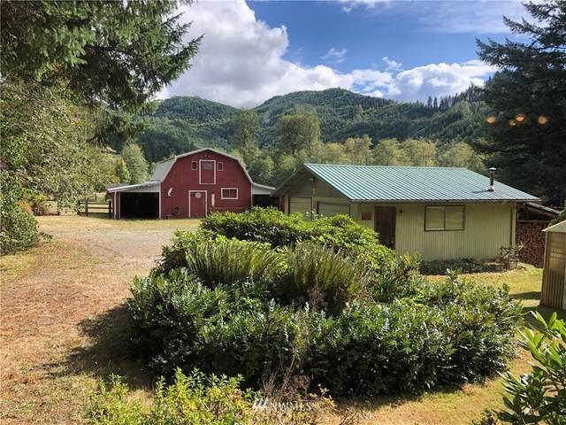 8398 Highway 12, Glenoma, WA 98336 (#1667380) :: Ben Kinney Real Estate Team