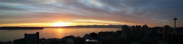 2201 3rd Avenue #2204, Seattle, WA 98121 (#1667466) :: Ben Kinney Real Estate Team