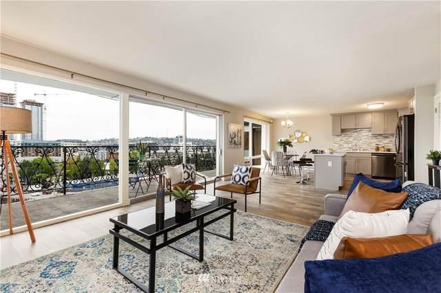1740 Melrose #602, Seattle, WA 98122 (#1667479) :: Ben Kinney Real Estate Team