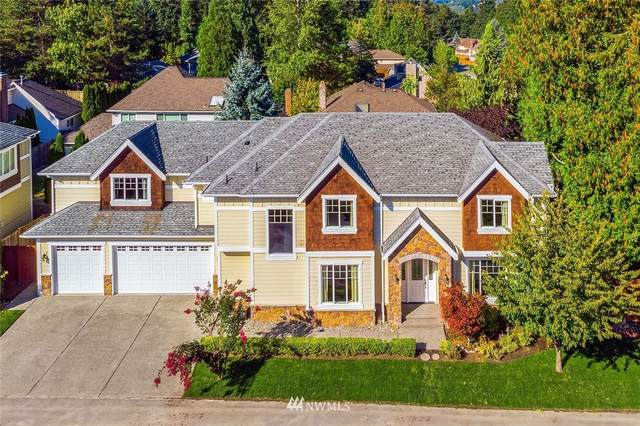 7361 149th Avenue NE, Redmond, WA 98052 (#1667481) :: Mike & Sandi Nelson Real Estate