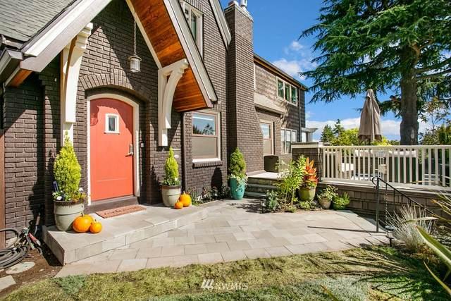 4712 NE 40th Street, Seattle, WA 98105 (#1667487) :: McAuley Homes