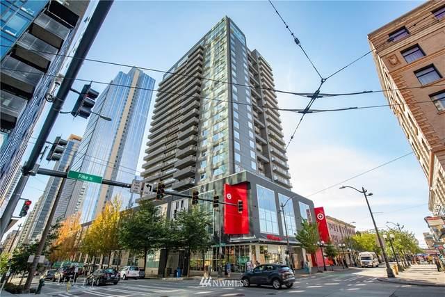 1415 2nd Ave Avenue #806, Seattle, WA 98101 (#1667578) :: Mike & Sandi Nelson Real Estate