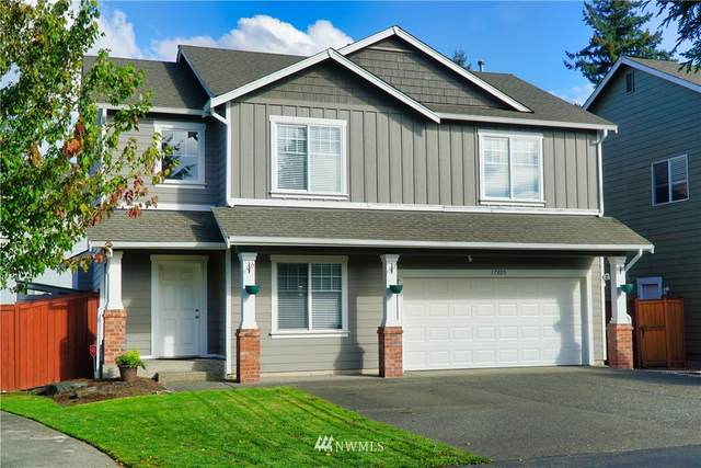 17805 SE 259th Street, Covington, WA 98042 (#1667586) :: Beach & Blvd Real Estate Group
