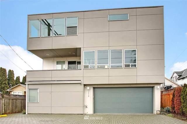 3810 Linden Avenue N, Seattle, WA 98103 (#1667608) :: McAuley Homes