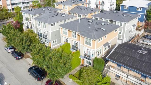 310 Valley Street B, Seattle, WA 98109 (#1667646) :: My Puget Sound Homes