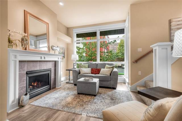 708 Market Street #414, Tacoma, WA 98402 (#1667702) :: NextHome South Sound
