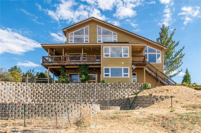 3840 W West Eaglerock Drive Drive, Wenatchee, WA 98801 (#1667704) :: Ben Kinney Real Estate Team