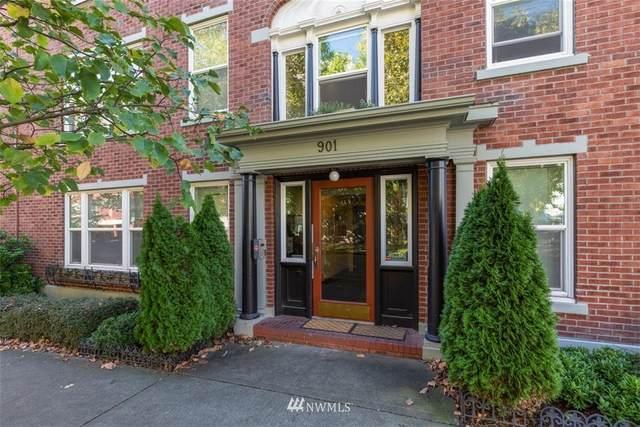 901 NE 43rd Street #305, Seattle, WA 98105 (#1667739) :: Engel & Völkers Federal Way