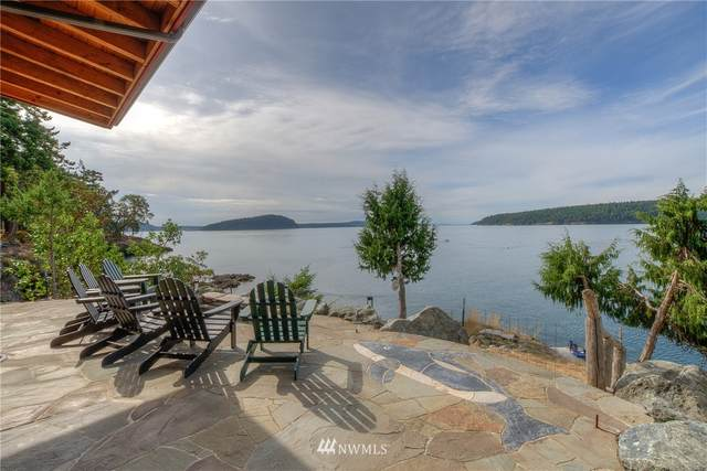 1392 Foster Point Road, Orcas Island, WA 98280 (#1667760) :: Icon Real Estate Group