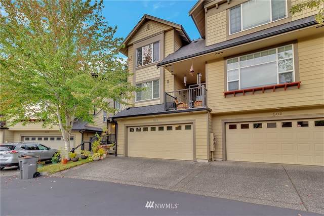 13824 N Creek Drive #501, Mill Creek, WA 98012 (#1667825) :: Ben Kinney Real Estate Team