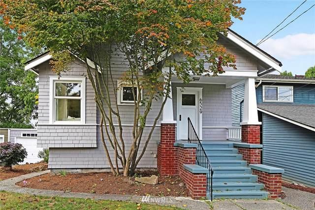 6529 Palatine Avenue N, Seattle, WA 98103 (#1667845) :: Ben Kinney Real Estate Team