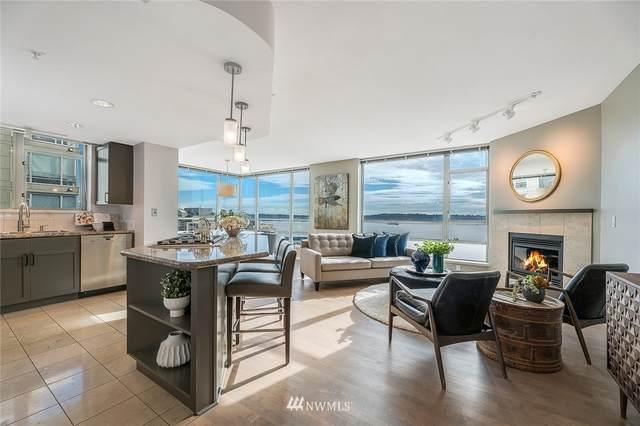2929 1st Avenue #1007, Seattle, WA 98121 (#1667847) :: Northwest Home Team Realty, LLC