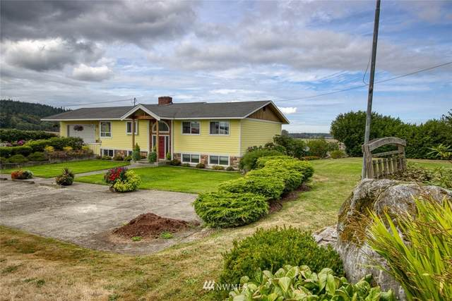1390 Center Road, Chimacum, WA 98325 (#1667870) :: The Robinett Group