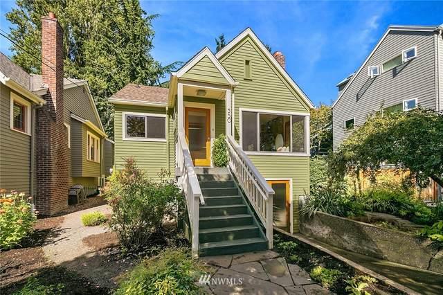 550 N 71st Street, Seattle, WA 98103 (#1667877) :: Ben Kinney Real Estate Team