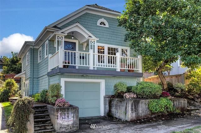509 N 60th Street, Seattle, WA 98103 (#1667893) :: Ben Kinney Real Estate Team