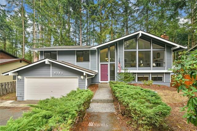 5364 NE Pineridge Drive, Bremerton, WA 98311 (#1667900) :: Better Properties Lacey