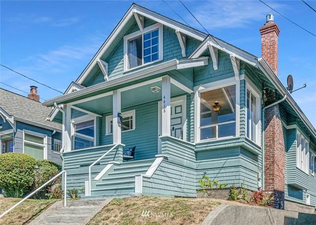 4418 Latona Avenue NE, Seattle, WA 98105 (#1667926) :: McAuley Homes