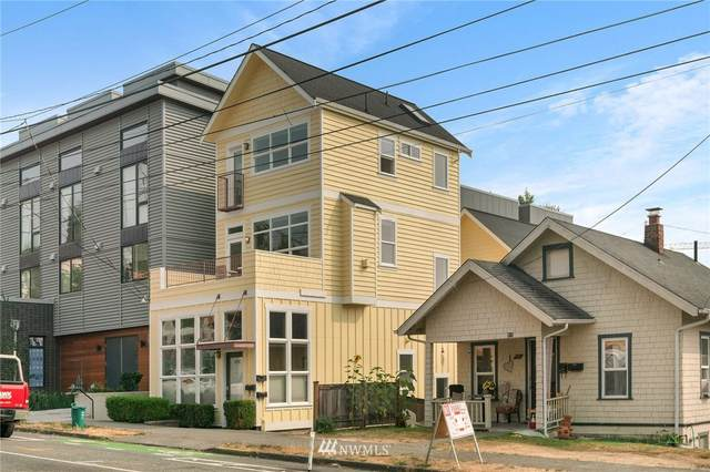 919 NE 70th Street A, Seattle, WA 98115 (#1667957) :: Better Homes and Gardens Real Estate McKenzie Group