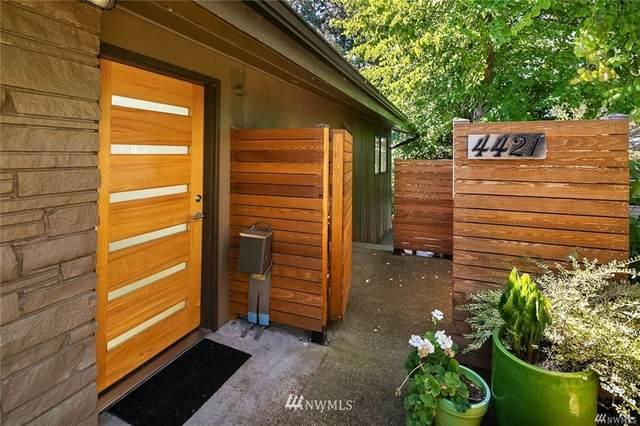 4421 51st Avenue NE, Seattle, WA 98105 (#1667971) :: McAuley Homes