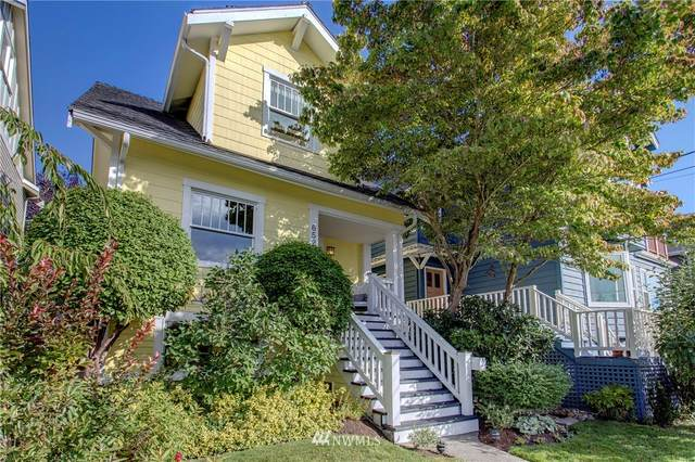 6528 Sycamore Avenue NW, Seattle, WA 98117 (#1667983) :: Ben Kinney Real Estate Team