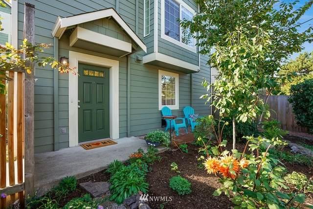 8847 Interlake Avenue N C, Seattle, WA 98103 (#1667992) :: Becky Barrick & Associates, Keller Williams Realty