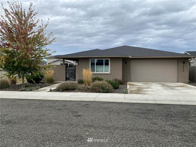 213 E Country Side Avenue, Ellensburg, WA 98926 (#1668054) :: Better Properties Lacey