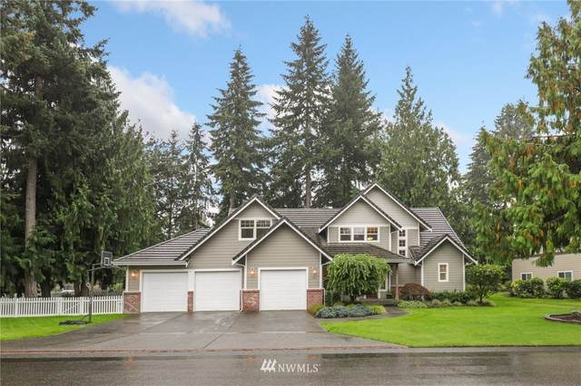 849 NE Mt Mystery Loop, Poulsbo, WA 98370 (#1668086) :: Ben Kinney Real Estate Team